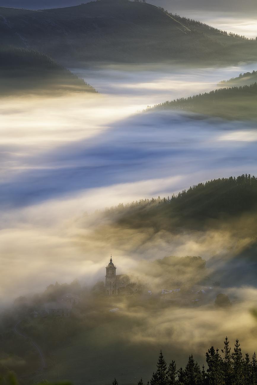 Por encima de las nubes - Josu Ruiz de Larrea, Fotografia