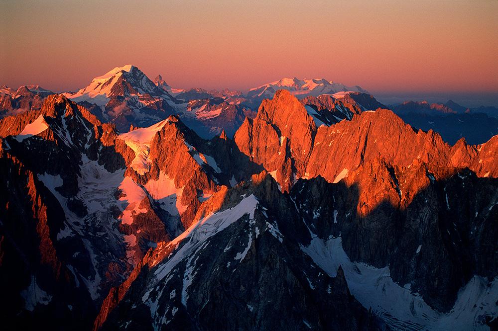 Alpes - Luces de montaña - juanjo sierra, nature & travel photographer
