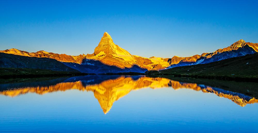 Cervino, Alpes de Suiza - Luces de montaña - juanjo sierra, nature & travel photographer