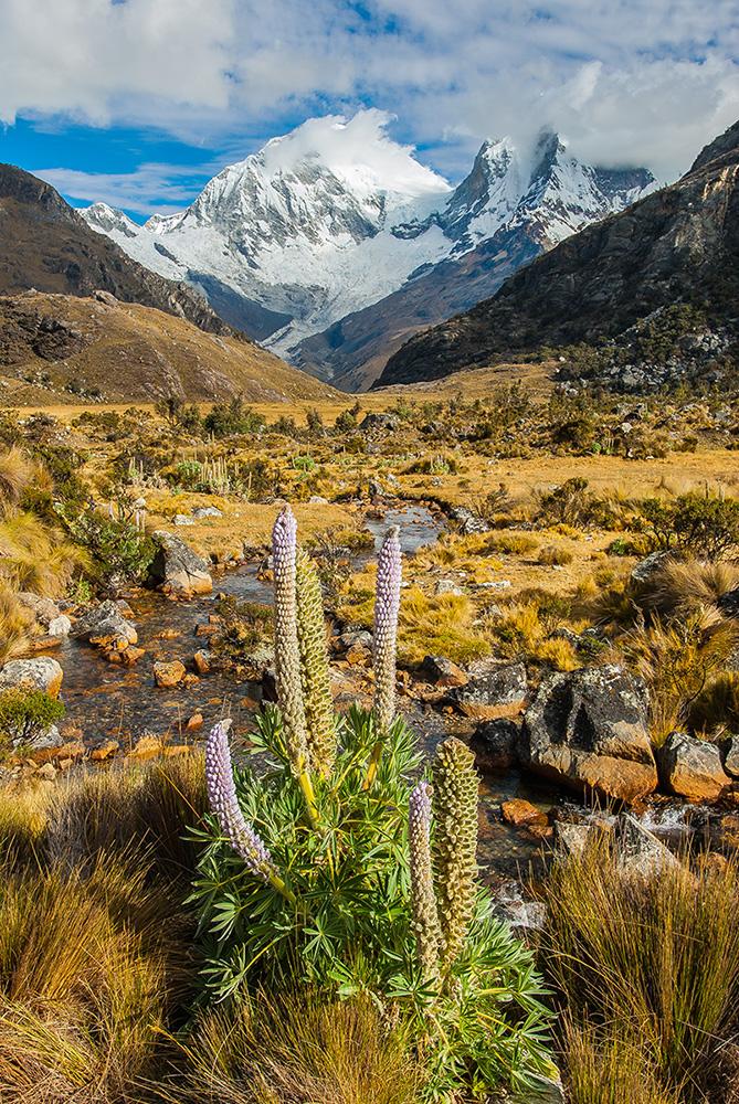 Huascarán, Cordillera Blanca, Perú - Luces de montaña - juanjo sierra, nature & travel photographer