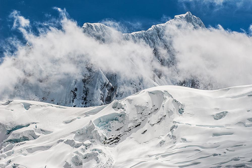 Taulliraju, Cordillera Blanca, Perú - Luces de montaña - juanjo sierra, nature & travel photographer
