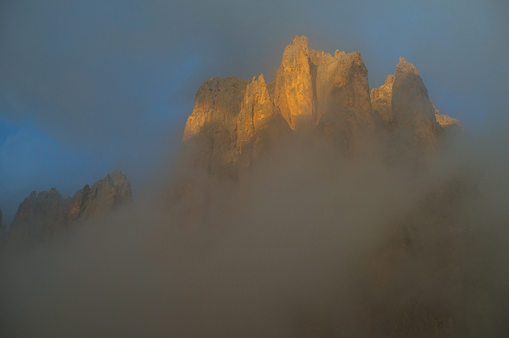 Dolomitas, Alpes de Italia - Luces de montaña - juanjo sierra, nature & travel photographer
