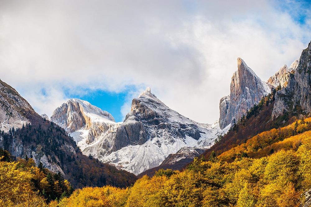 Pirineos, Francia - Luces de montaña - juanjo sierra, nature & travel photographer