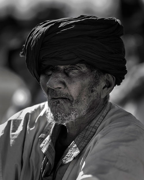 Las caras del sufrimiento - Juanma Bueno, fotógrafo