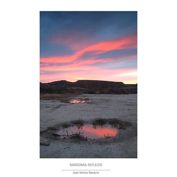 Color en el reflejo - JUAN SANTOS NAVARRO, LUZ NATURAL