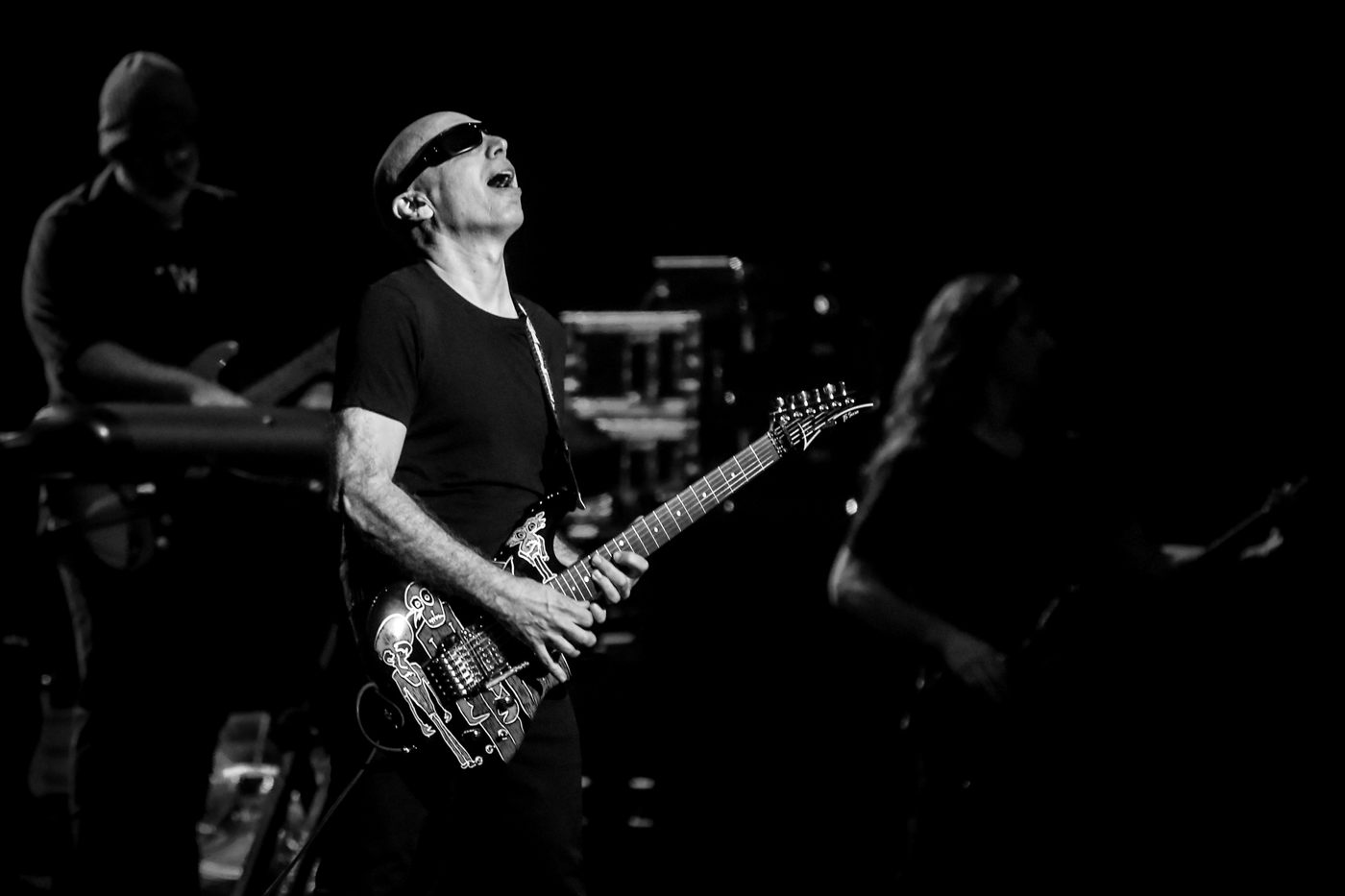 Joe Satriani - Music - Julián Rus - Music