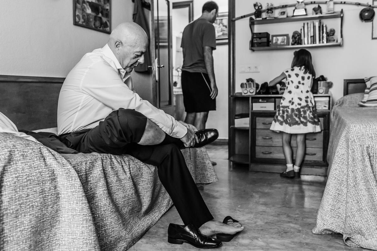 Boda en Finca Almodovar - La niña del hoyuelo, Fotografia