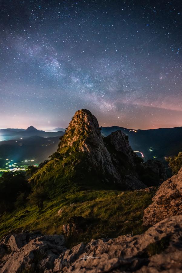 Nightscape - Kepa Bordés Argoitia, Photo