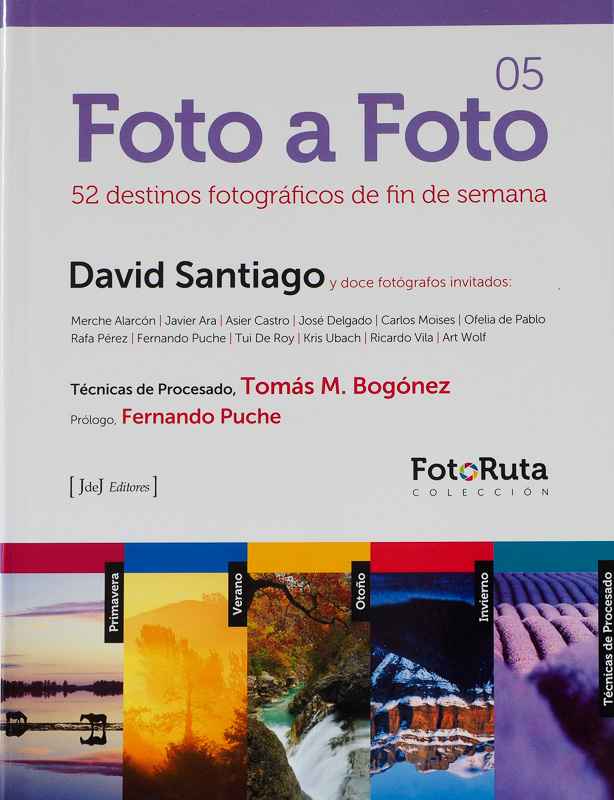 David Santiago- Foto a foto - fotógrafos - Natural Vision, photographs of Koldo Badillo