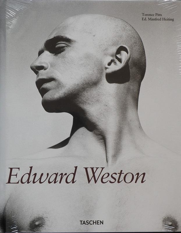 Edward Weston, Editorial Taschen - fotógrafos - Visión Natural, fotografías de Koldo Badillo