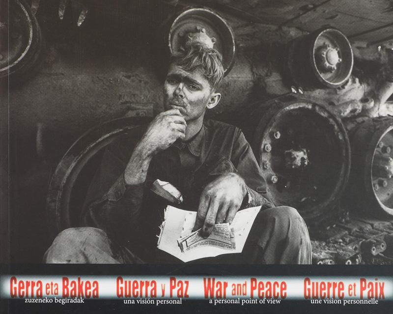 Guerra y paz - fotógrafos - Natural Vision, photographs of Koldo Badillo