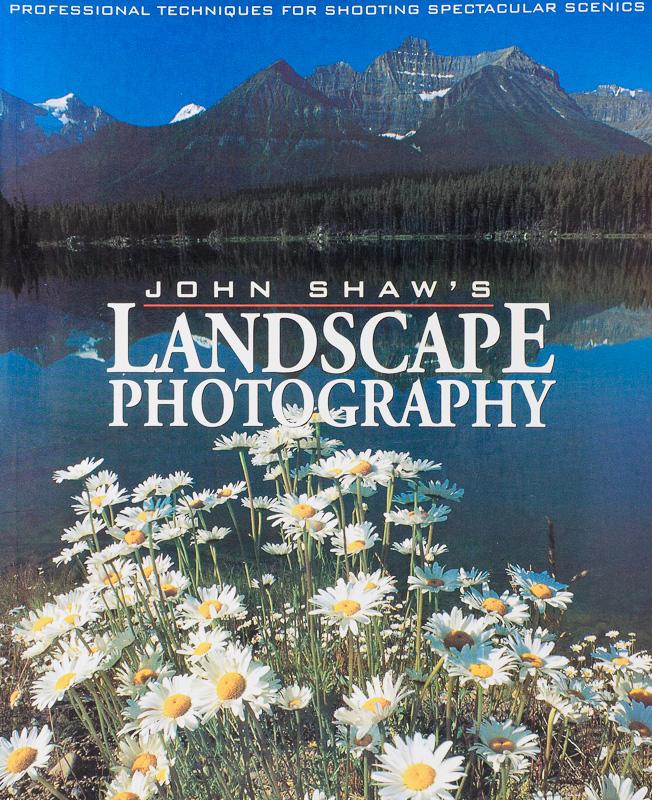 John Shaw- Landscape photography - fotógrafos - Visión Natural, fotografías de Koldo Badillo