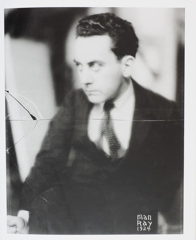 Man Ray 1924 - fotógrafos - Visión Natural, fotografías de Koldo Badillo