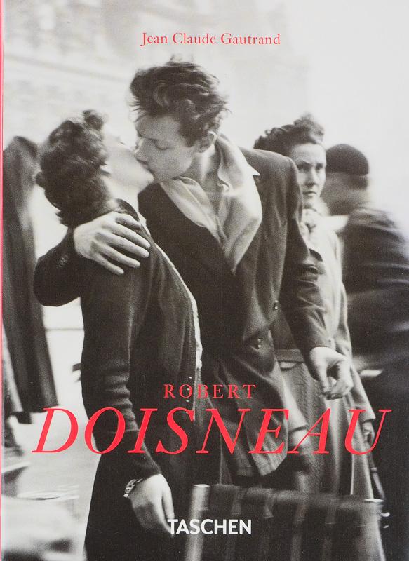 Robert Doisneau por Jean Claude Gautrand - fotógrafos - Visión Natural, fotografías de Koldo Badillo