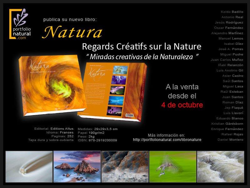 anuncio del libro - Libro de PortfolioNatural  NATURA - Libro de Portfolio Natural NATURA