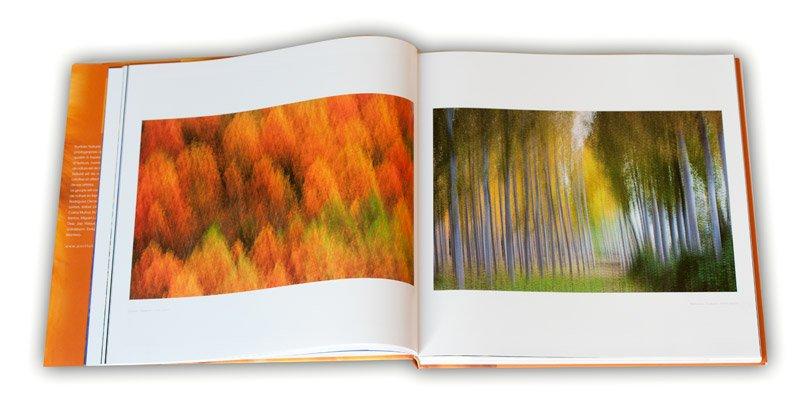 foto de Koldo Badillo en el libro (derecha) - Libro de PortfolioNatural  NATURA - Libro de Portfolio Natural NATURA