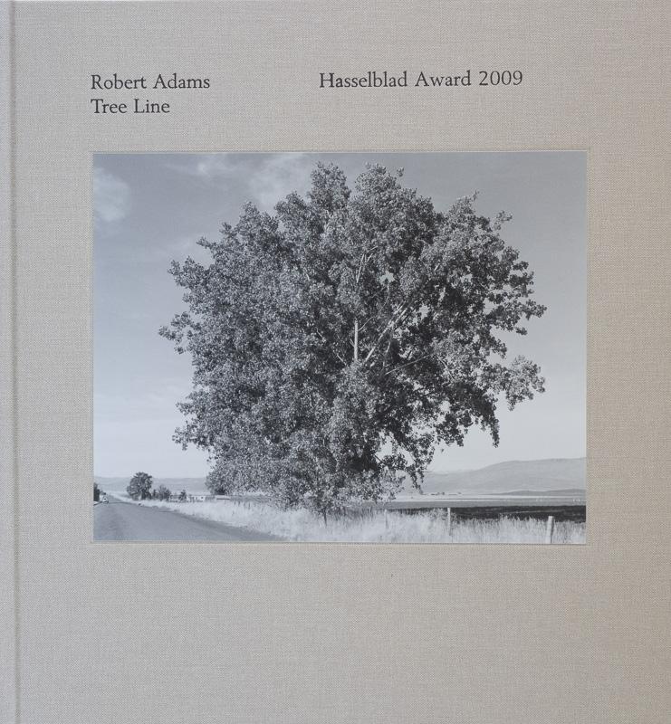 Robert Adams- Tree line.jpg - fotógrafos - Visión Natural, fotografías de Koldo Badillo