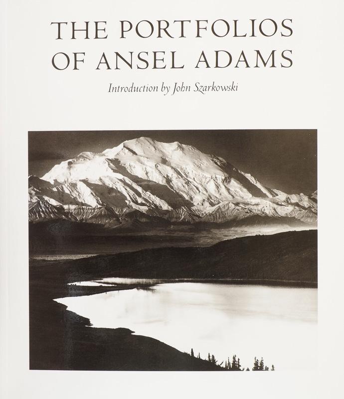 Ansel Adams, The Portfolios of.jpg - fotógrafos - Visión Natural, fotografías de Koldo Badillo