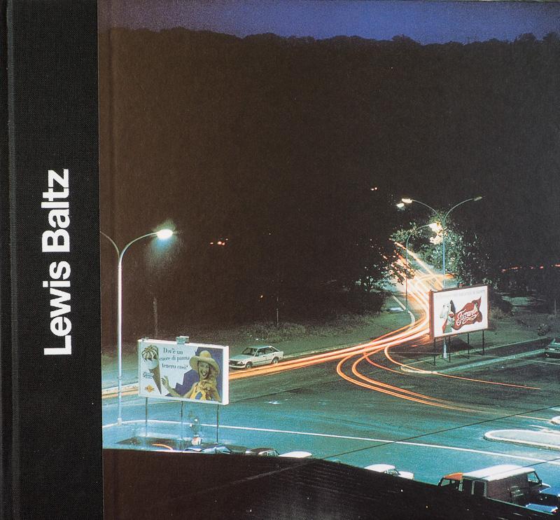 Lewis Baltz, Catálogo Maphre.jpg - fotógrafos - Natural Vision, photographs of Koldo Badillo