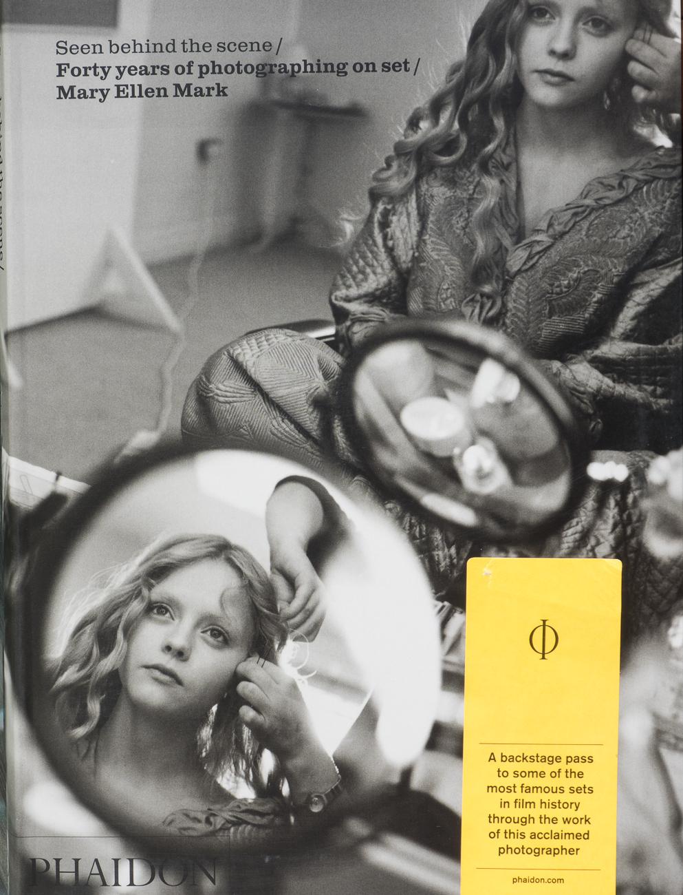 Mary Ellen Mark-Forty years of photography on set.jpg - fotógrafos - Visión Natural, fotografías de Koldo Badillo