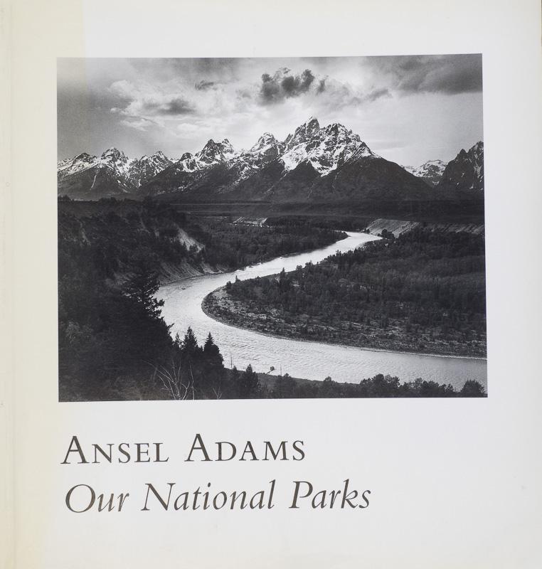 Ansel Adams- Our National Parks.jpg - fotógrafos - Natural Vision, photographs of Koldo Badillo
