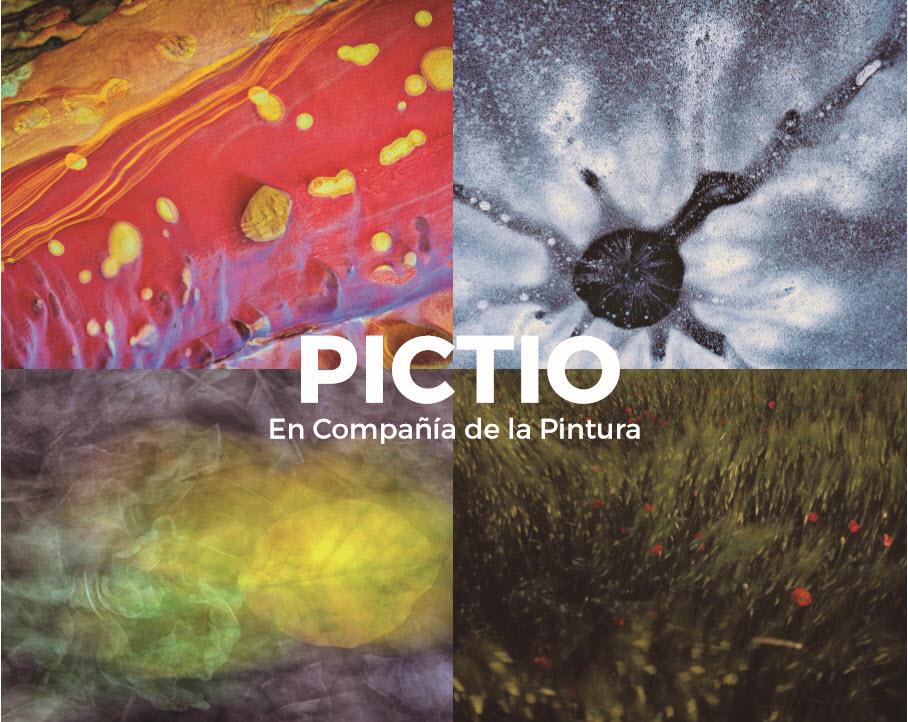 Catálogo exposición PICTIO del colectivo PortfolioNatural - Visión Natural, fotografías de Koldo Badillo