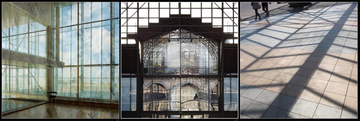Tríptico 1 Del pictorialismo al modernismo - Mirrors and Windows - Mirrors and Windows 2018
