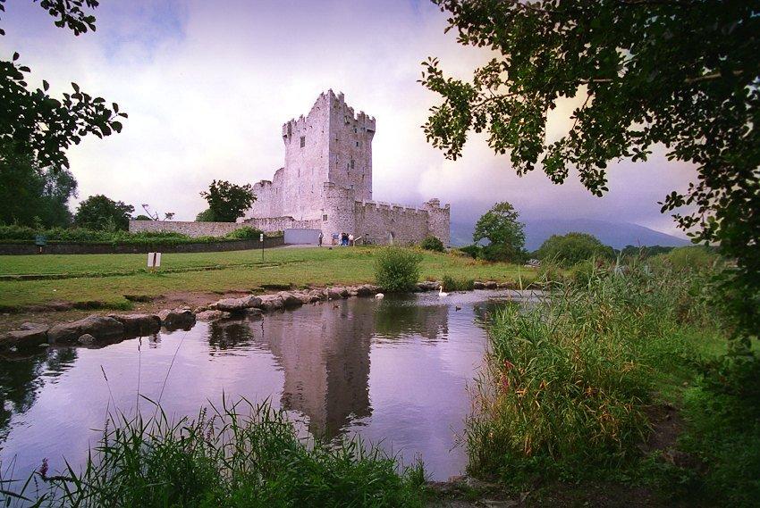 reportaje Irlanda - título: verde que te quiero - Irlanda - VISION NATURAL Irlanda