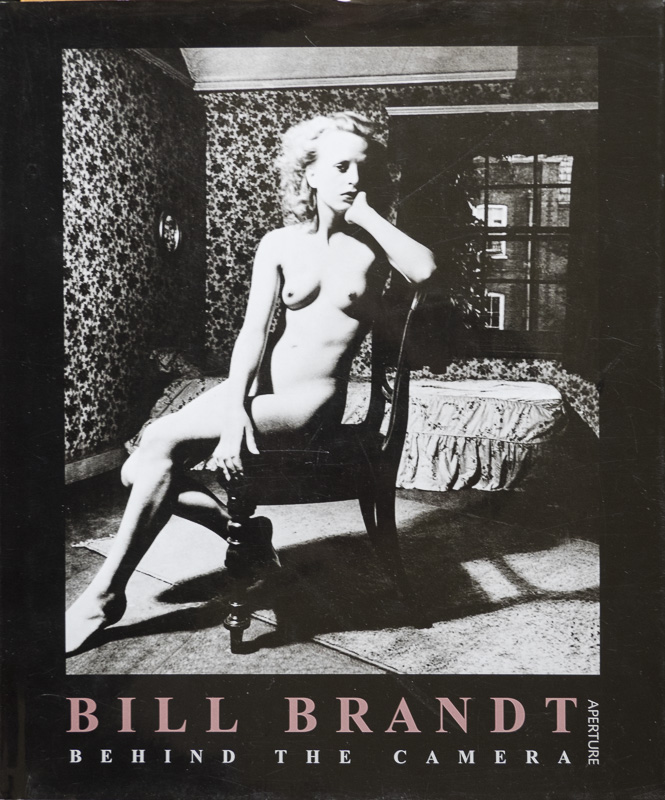 Bill Brandt-Behind the camera - fotógrafos - Visión Natural, fotografías de Koldo Badillo