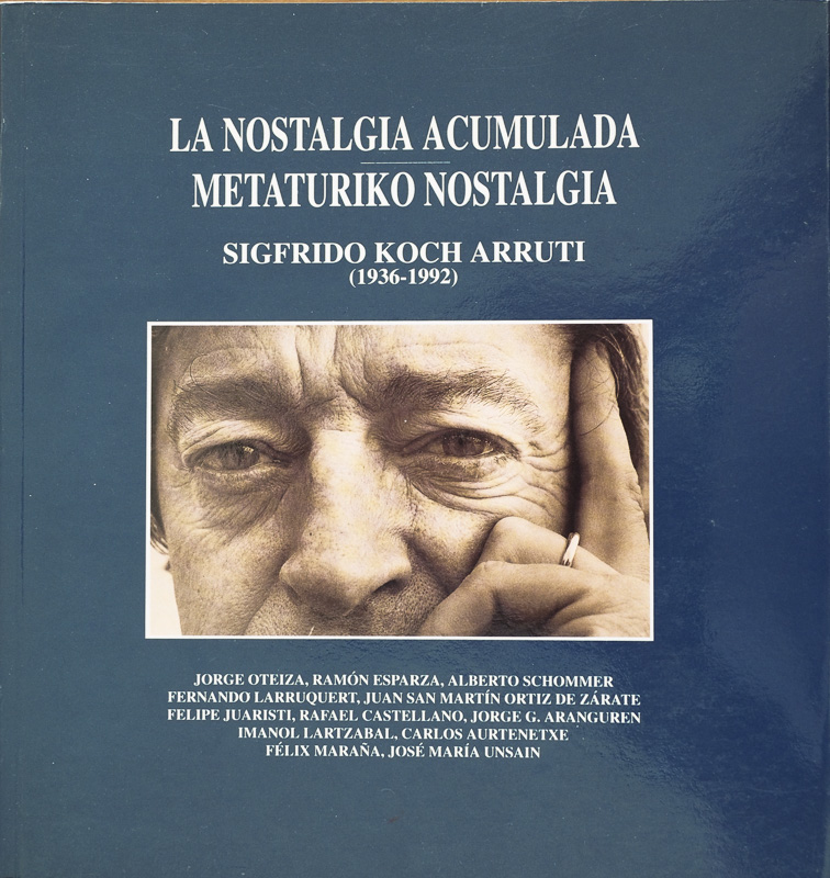 Sigfrido Koch-La nostalgia acumulada - fotógrafos - Visión Natural, fotografías de Koldo Badillo
