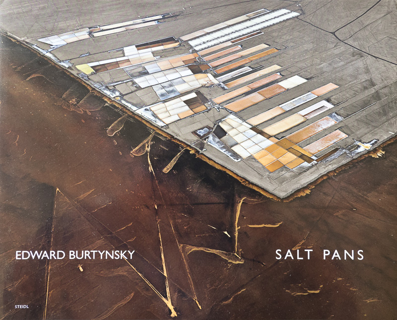 Edward Burtynsky-Salt Pans - fotógrafos - Visión Natural, fotografías de Koldo Badillo