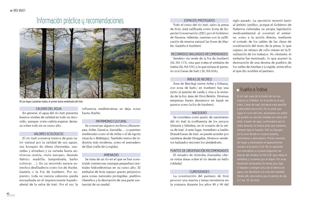 Los ríos más bellos de Euskal Herria - Los Ríos más bellos de Euskal Herria