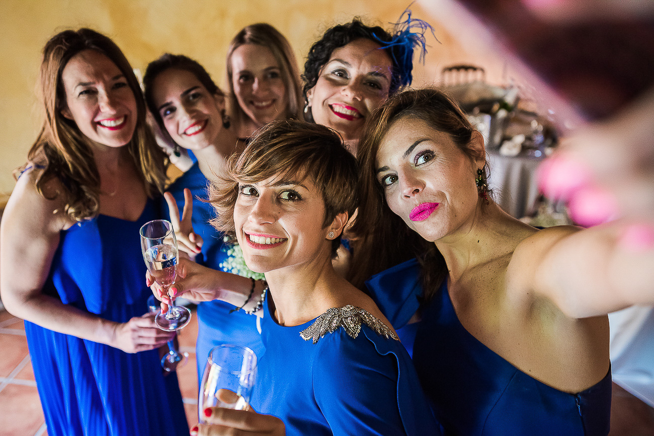 BODAS - La Novia Azul, Fotografia de bodas