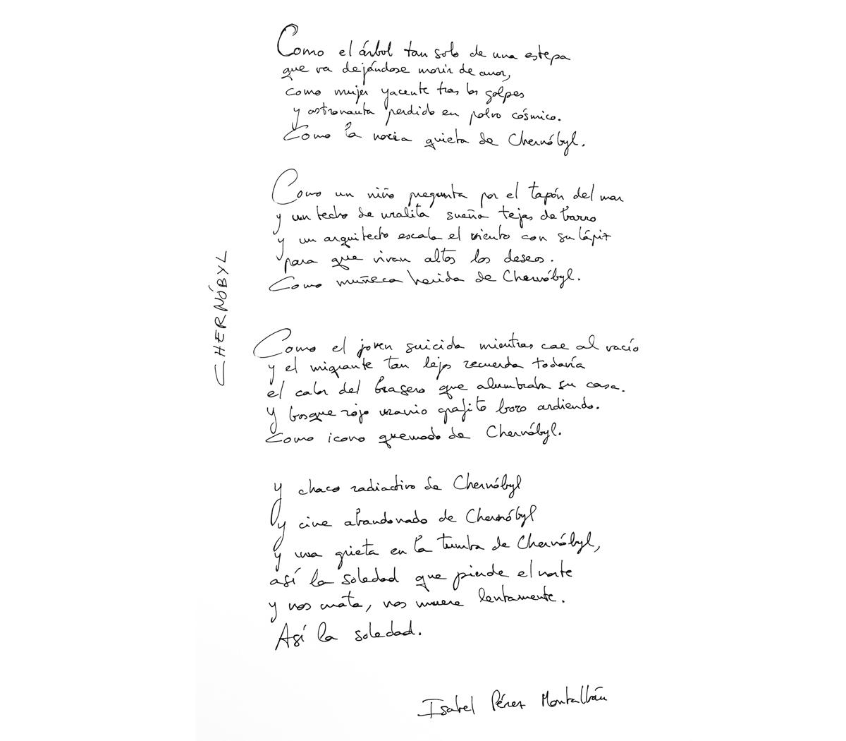 Isabel Pérez Montalbán - Como dos gotas de poesía   - Como dos gotas de poesía, fotografías de LaraBisbe