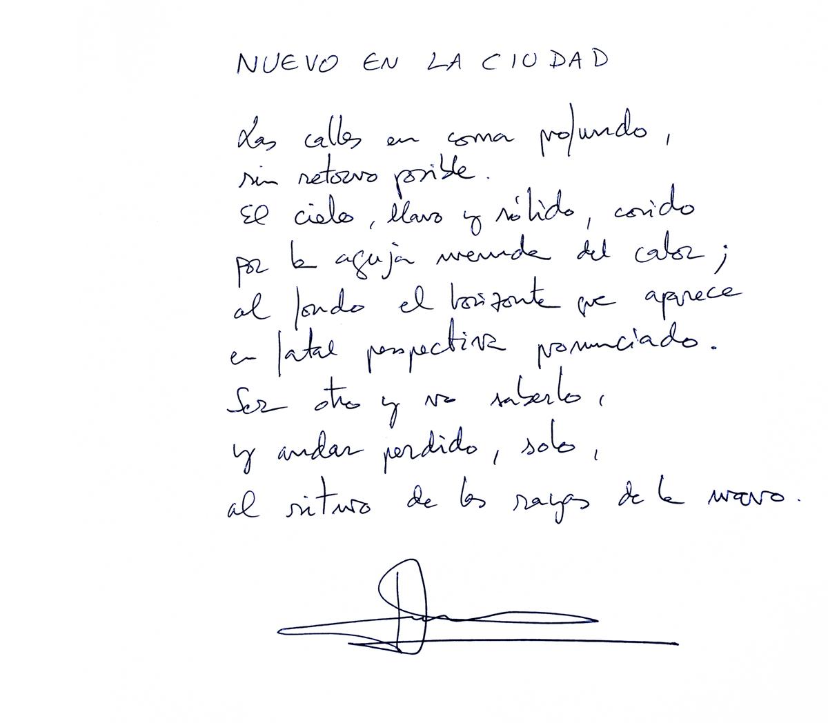 Juan Manuel Villalba - Como dos gotas de poesía   - Como dos gotas de poesía, fotografías de LaraBisbe