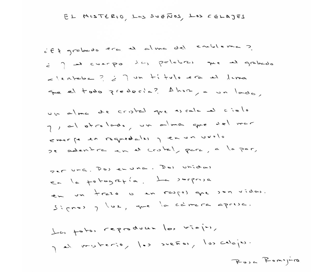 Rosa Romojaro - Como dos gotas de poesía   - Como dos gotas de poesía, fotografías de LaraBisbe