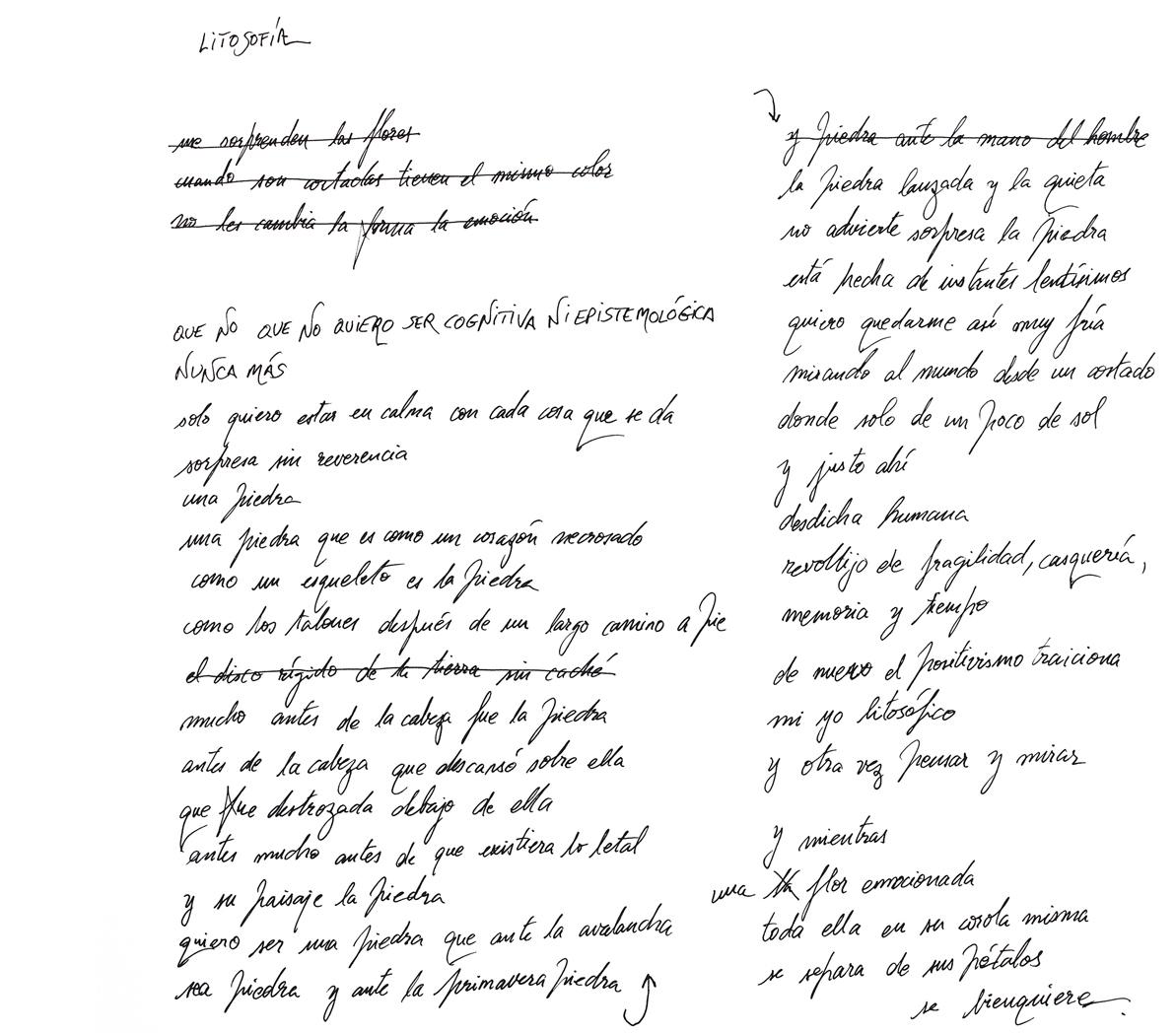 María Eloy-García - Como dos gotas de poesía   - Como dos gotas de poesía, fotografías de LaraBisbe