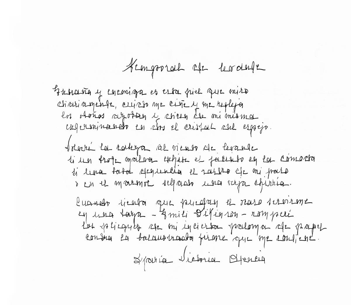 Mª Victoria Atencia - Como dos gotas de poesía   - Como dos gotas de poesía, fotografías de LaraBisbe