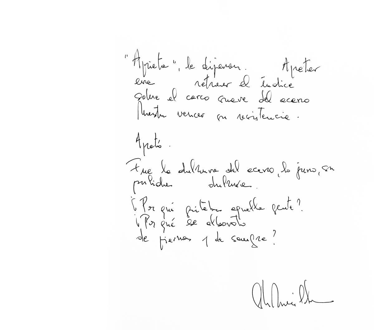 Chantal Maillard - Como dos gotas de poesía   - Como dos gotas de poesía, fotografías de LaraBisbe