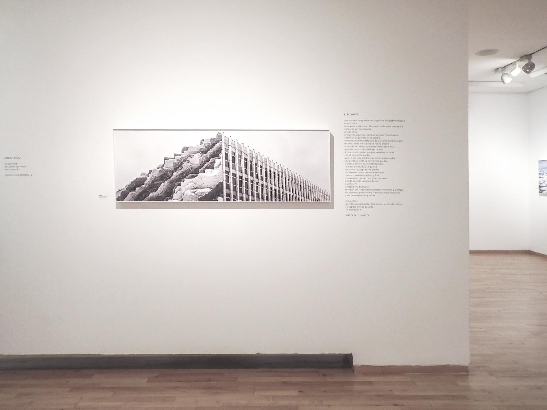 Exposición Centro Cultural María Victoria Atencia (Málaga) - Como dos gotas de poesía   - Como dos gotas de poesía, fotografías de LaraBisbe