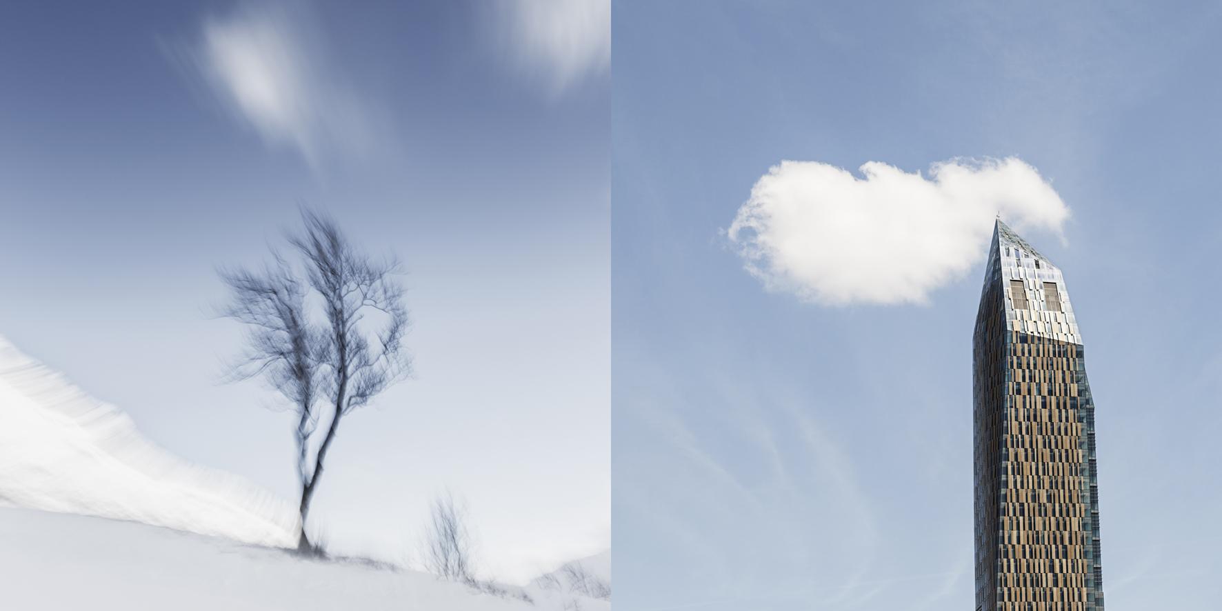 Nébula - Como dos gotas de poesía   - Como dos gotas de poesía, fotografías de LaraBisbe