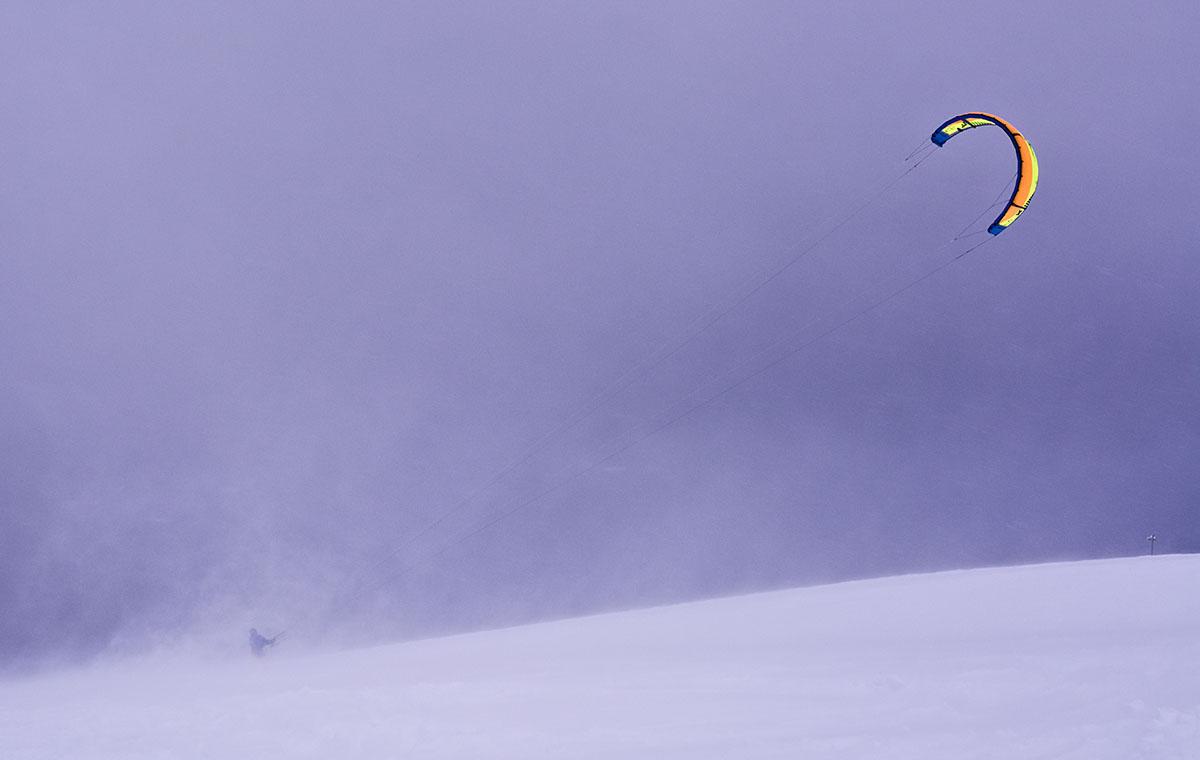 Surfeando la nieve - Deportes y aventuras - Iñaki Larrea, Fotografía de naturaleza y montaña