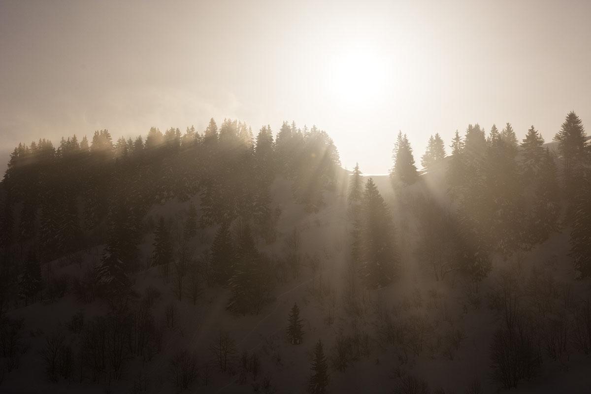 Explosión - Archivo - Iñaki Larrea, Fotografía de naturaleza y montaña