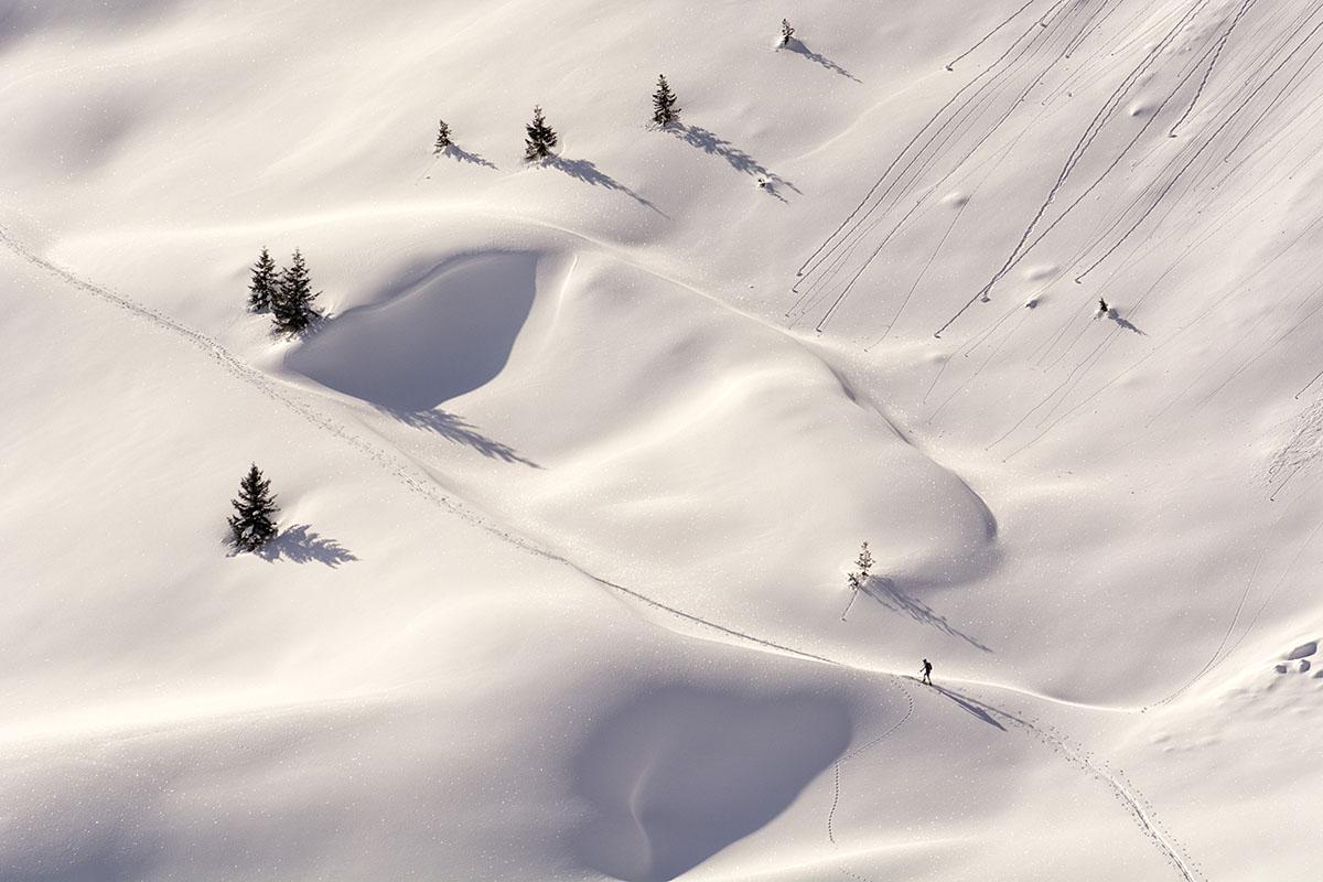 Siguiendo la huella - Deportes y aventuras - Inaki Larrea, Nature and mountains Photography