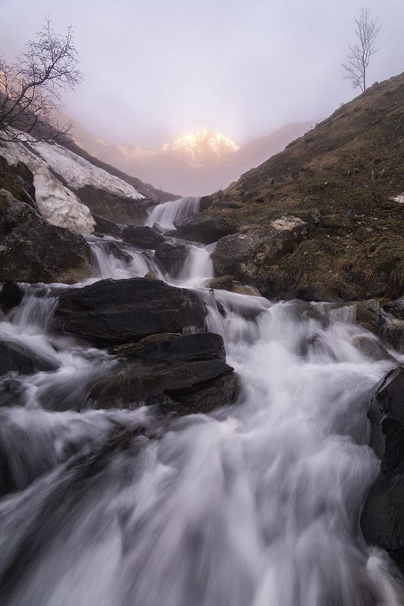 Deshielo - Archivo - Iñaki Larrea, Fotografía de naturaleza y montaña