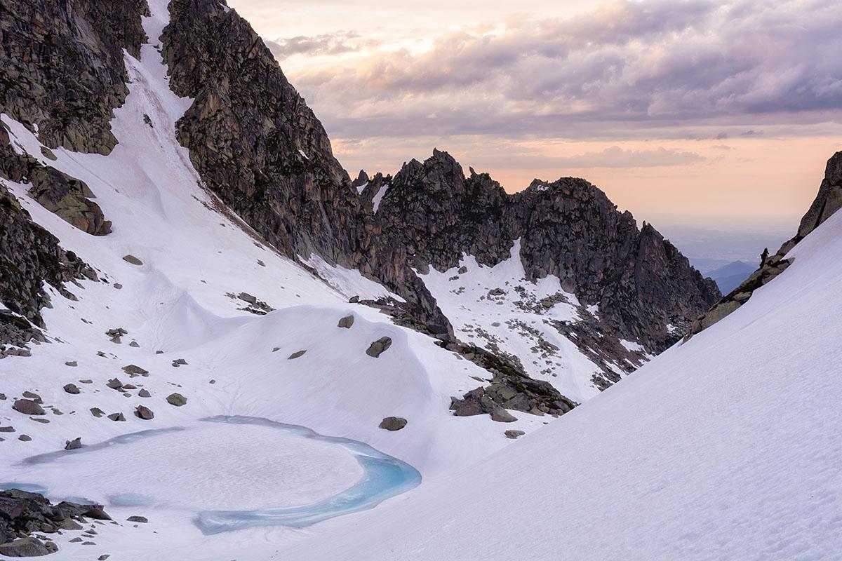 Los lagos asoman - Archivo - Iñaki Larrea, Fotografía de naturaleza y montaña