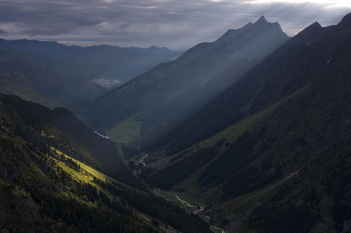 Un suspiro de luz - Archivo - Iñaki Larrea, Fotografía de naturaleza y montaña