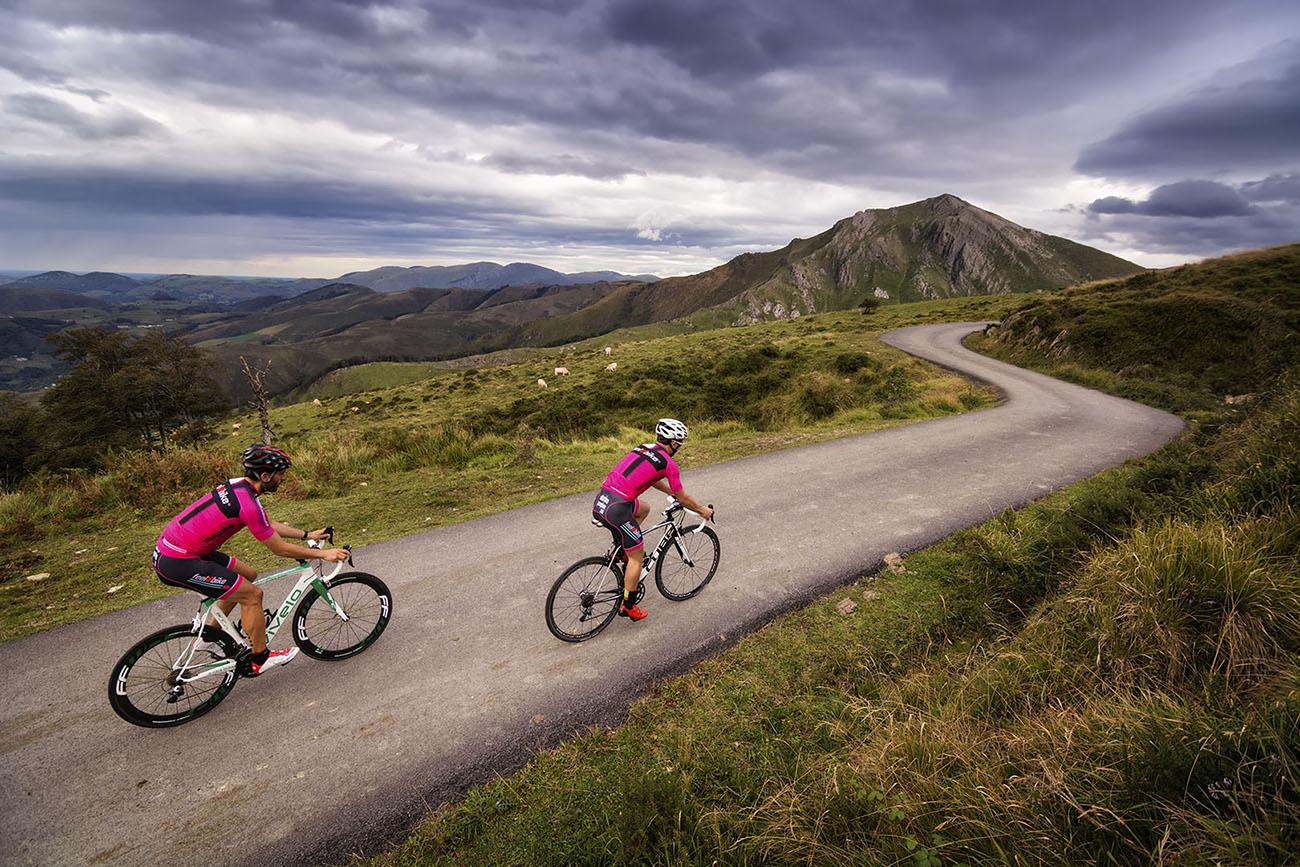 Feel & Bike - Iñaki Larrea, Fotografía de naturaleza y montaña