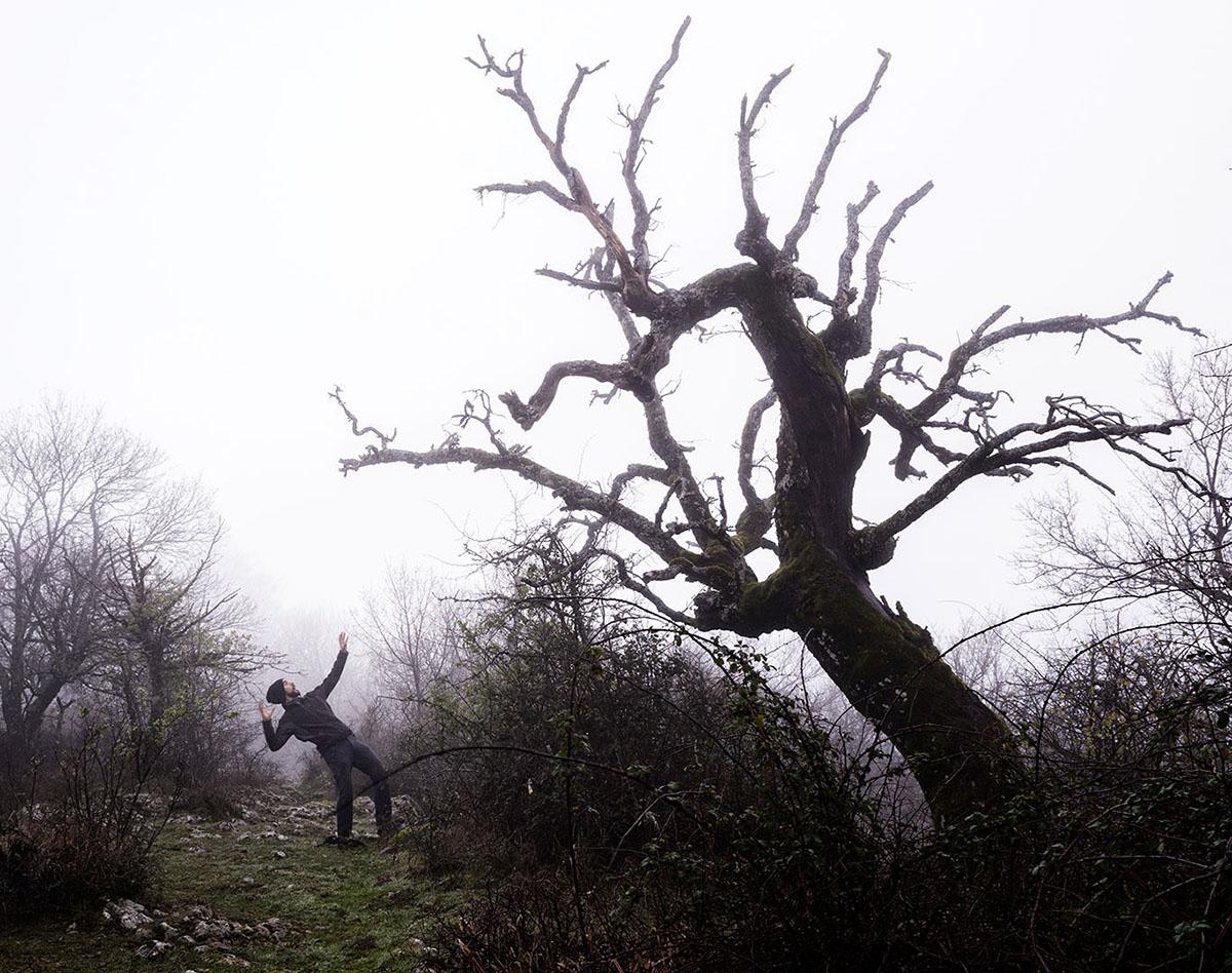 El guardian - Archivo - Iñaki Larrea, Fotografía de naturaleza y montaña