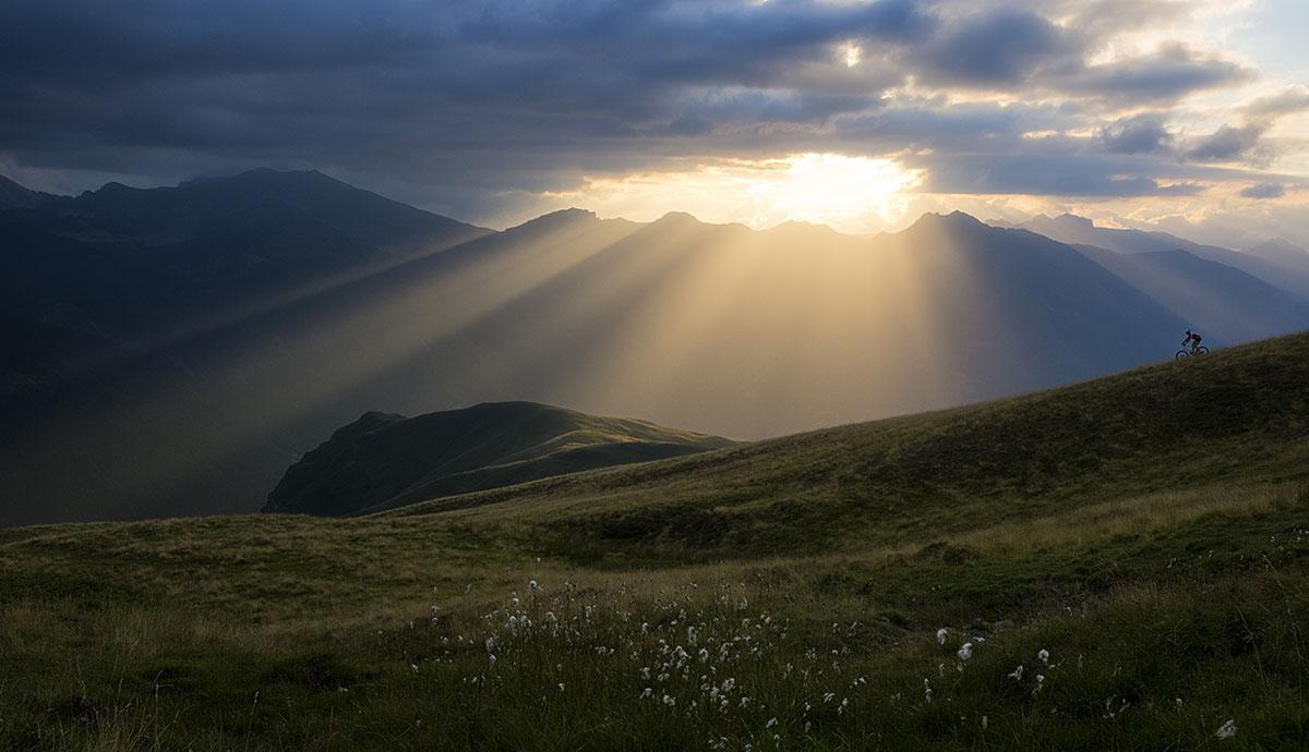 Descenso en el paraiso - Deportes y aventuras - Iñaki Larrea, Fotografía de naturaleza y montaña